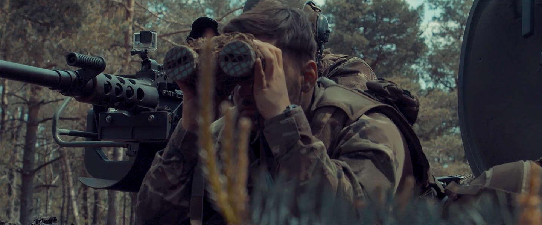 In YouTube-serie Target maakt defensie jacht op influencers