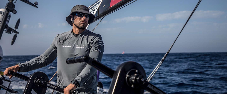 Team AkzoNobel kreeg inzicht in fysieke status bemanning