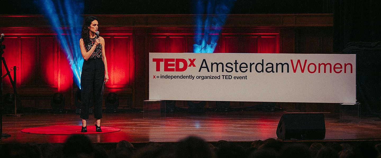 Veel emotie bij TEDxAmsterdamWomen dat equality bespreekbaar maakt