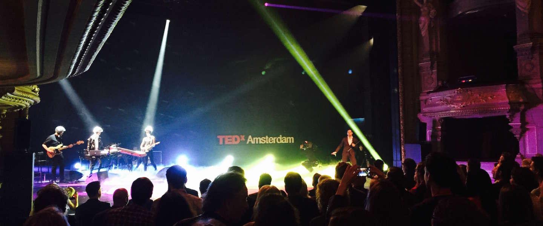 De 5 meest inspirerende TEDtalks van TEDxAmsterdam 2015