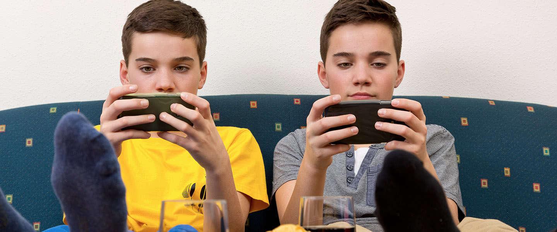 Gaan je kinderen altijd over hun datalimiet? Tele2 heeft de oplossing
