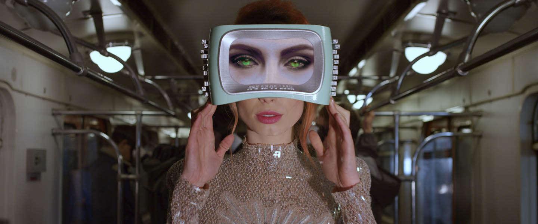 De VR-bril van Tele2 is een high tech collector's item