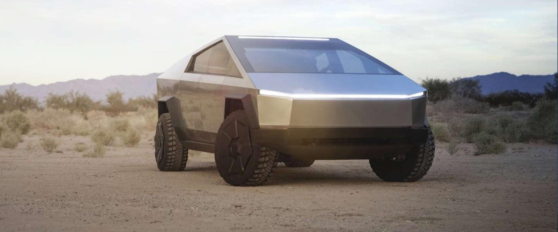 Pre-orders Cybertruck overtreffen alle leveringen van Tesla in de afgelopen 2 jaar