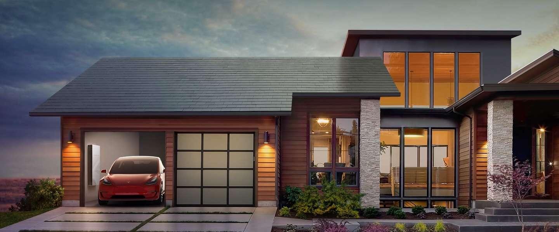 Tesla gaat de dakpan als zonnepaneel populair maken