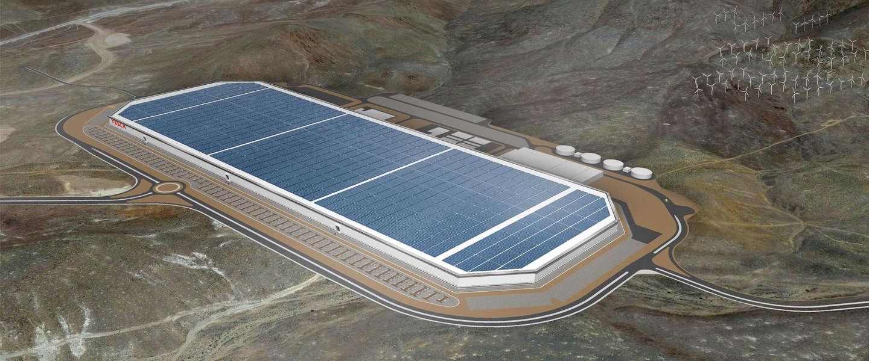 Tesla lijkt betrokken bij nieuw opgezet batterij-recyclingbedrijf