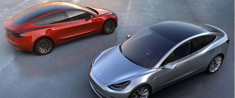 Tesla ligt nu al flink achter op het Model 3 productie-schema