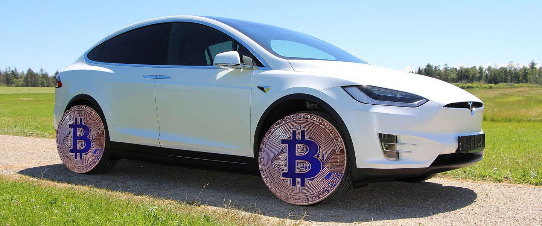 Musk en Tesla zeggen vertrouwen op in Bitcoin