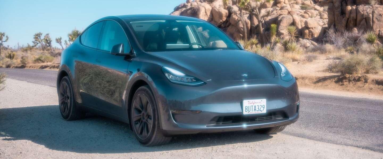 Tesla boekt voor het eerst échte winst