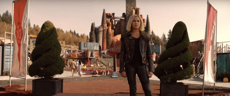 Waanzinnig goeie trailer voor 6e seizoen 'The 100'