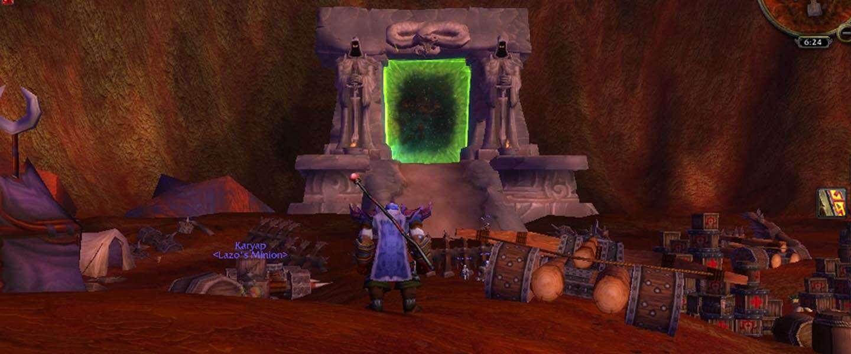 Keer op 1 juni terug naar Outland in World of Warcraft: Burning Crusade Classic