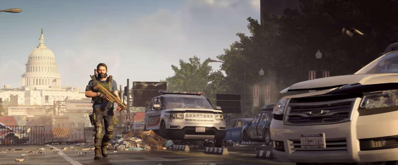 Dit is de officiële Division 2 launch trailer