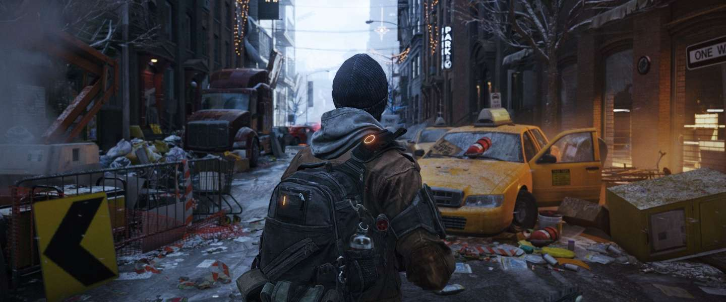 The Division 2 is in ontwikkeling