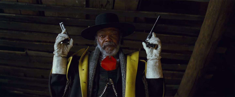 Nieuwe 'Hateful Eight' trailer van Quentin Tarantino