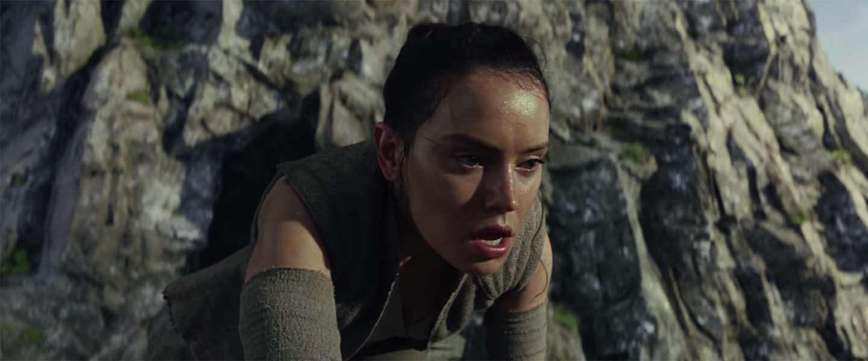 De eerste trailer voor Star Wars: The Last Jedi