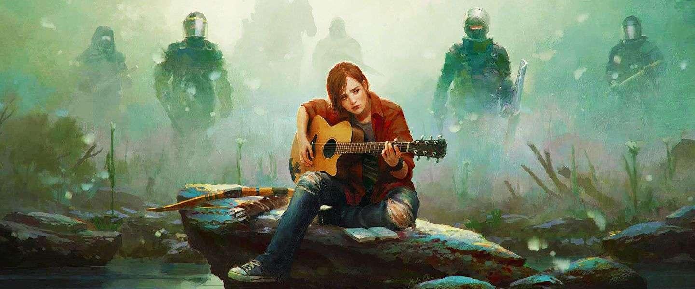 The Last of Us Part II aangekondigd op PlayStation Experience