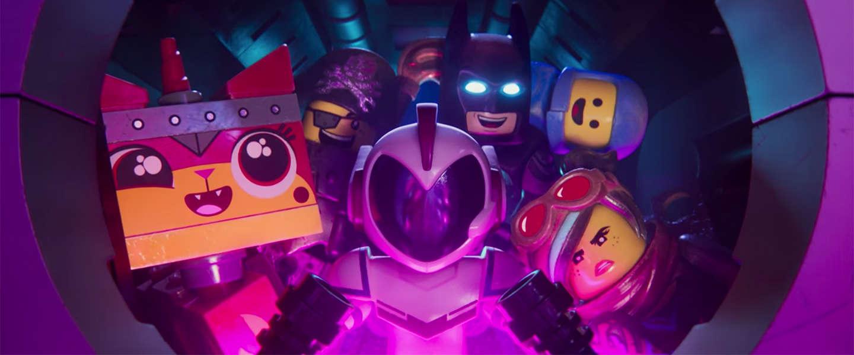 Eerste trailer van The Lego Movie part 2