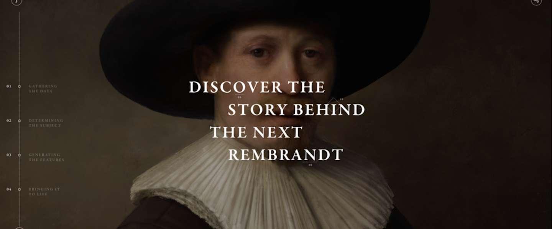 Nieuwe Rembrandt 'ontdekt'