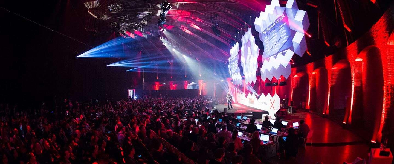 2016: Grootste editie van The Next Web Conference ooit! Eerste sprekers al bekend.