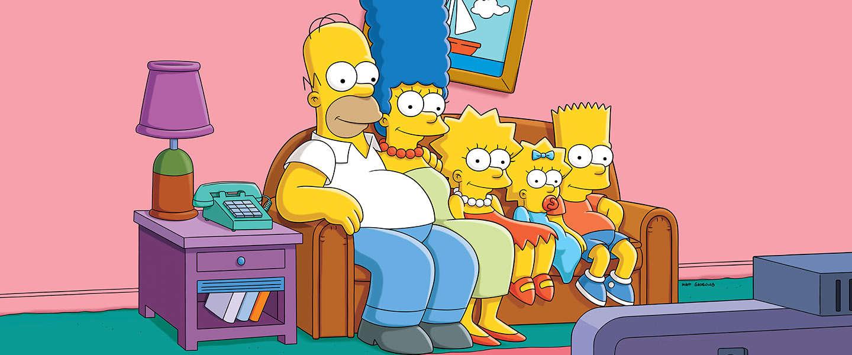 Op 28 juli is het gele zaterdag: Marathon-première van The Simpsons