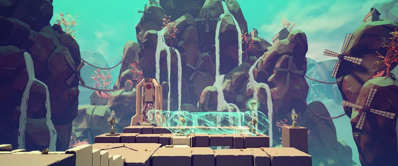 Gamescom 2018: The Sojourn is een hele sterke puzzelgame