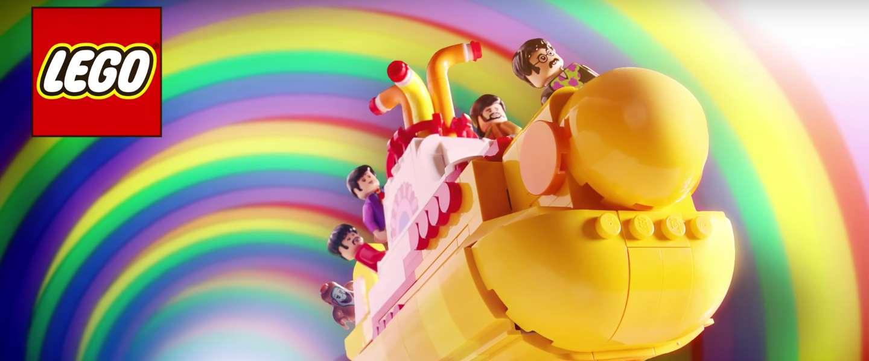 LEGO lanceert Yellow Submarine Beatles-set