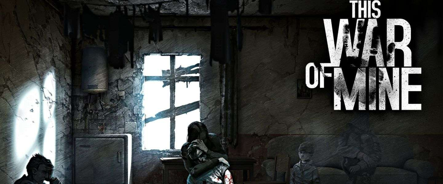 Niets heroïsch aan This War of Mine