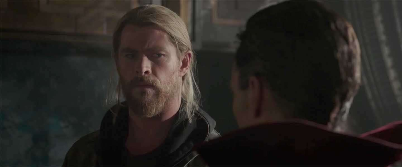 Thor ontmoet Doctor Strange in nieuwe trailer 'Thor: Ragnarok'