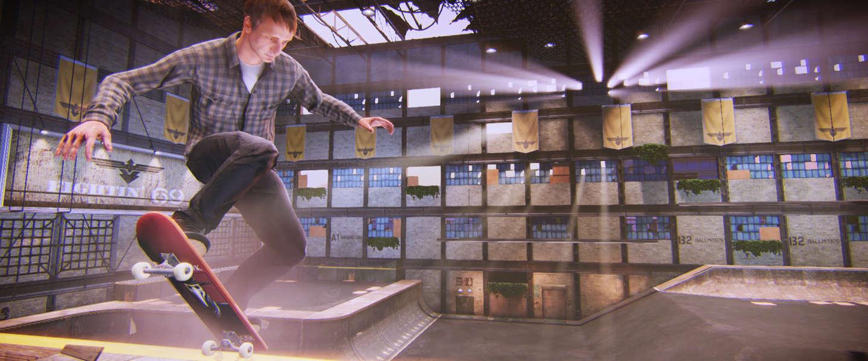 Tony Hawk's Pro Skater 5: met je ballen op de railing