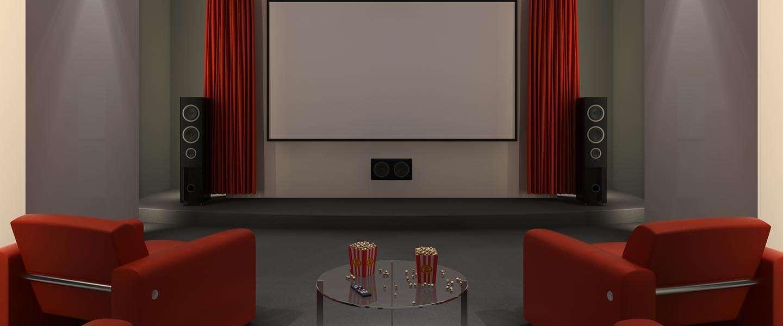 Zo maak je je eigen bioscoop in de woonkamer