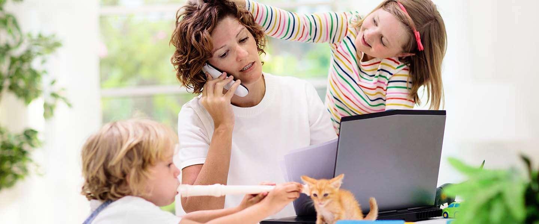5 tips om mentaal in vorm te blijven als je thuis werkt