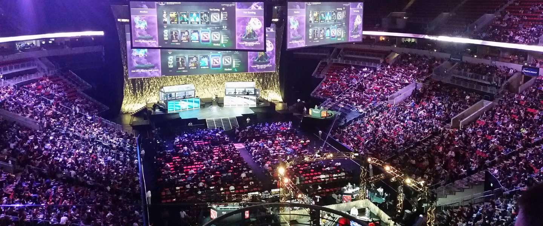 E-sports worden groot: Team Newbee wint 5 miljoen dollar met WK Dota 2