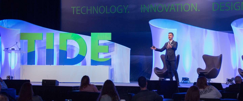 TIDE: het congres waar design en techniek samenkomen