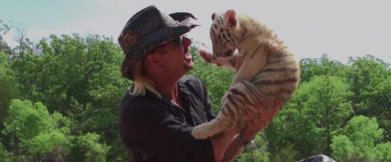 Tiger King is het raarste wat nu op Netflix staat