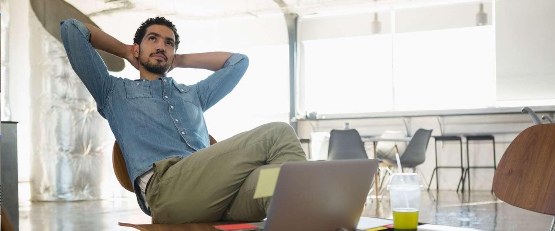 Toekomstplan van de ondernemer: stip aan de horizon of vage droom?