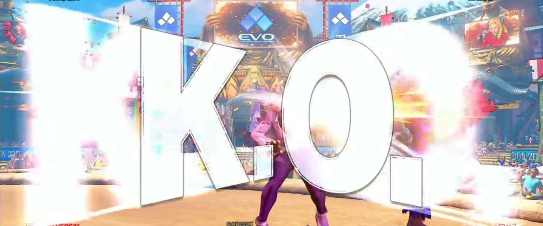 Tokido wint EVO 2017 en is 'wereldkampioen' Street Fighter V