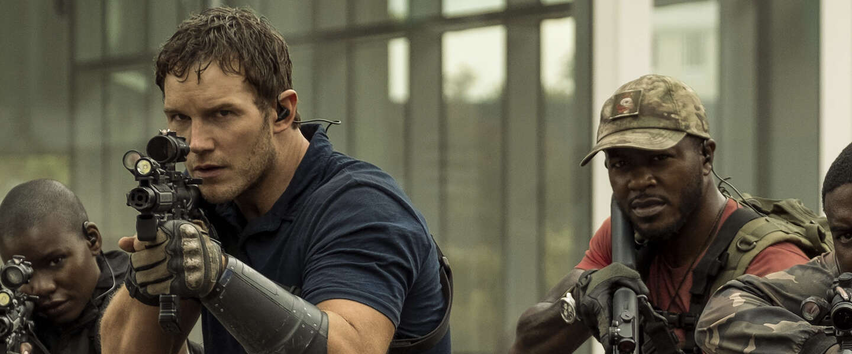 Tomorrow War nieuwe spannende science fiction film met Chris Pratt