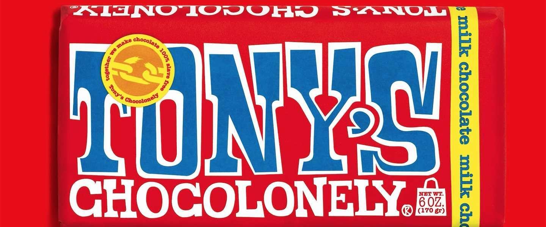 Tony's Chocolonely opent een chocoladewinkel