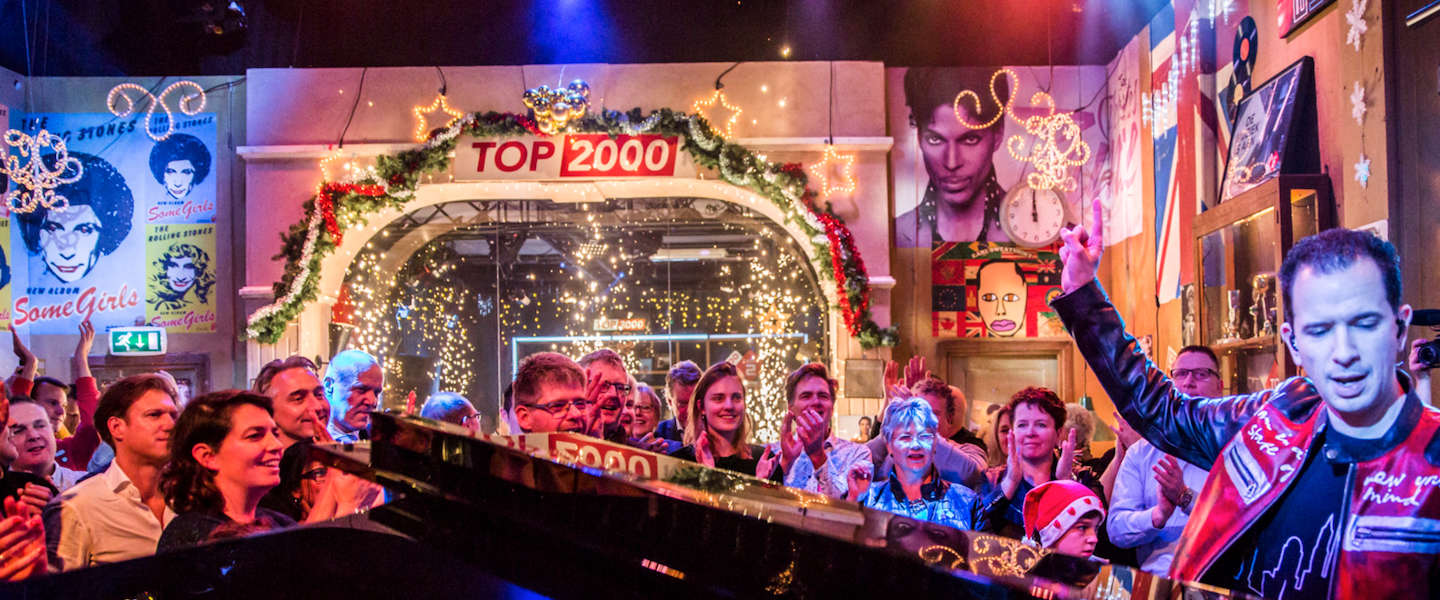De Top 2000 is ook populair op sociale media