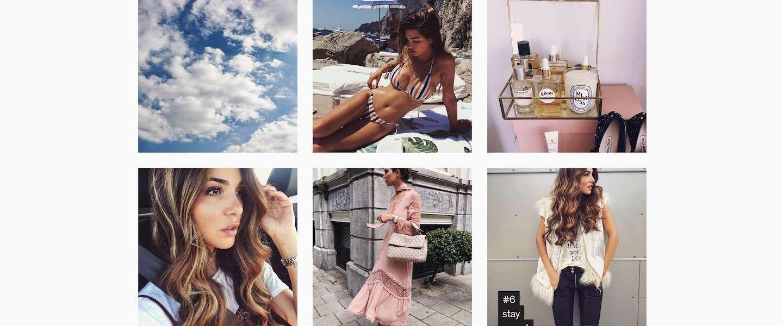 """Top fashionbloggers verdienen 50.000 euro per Instagram-post"""
