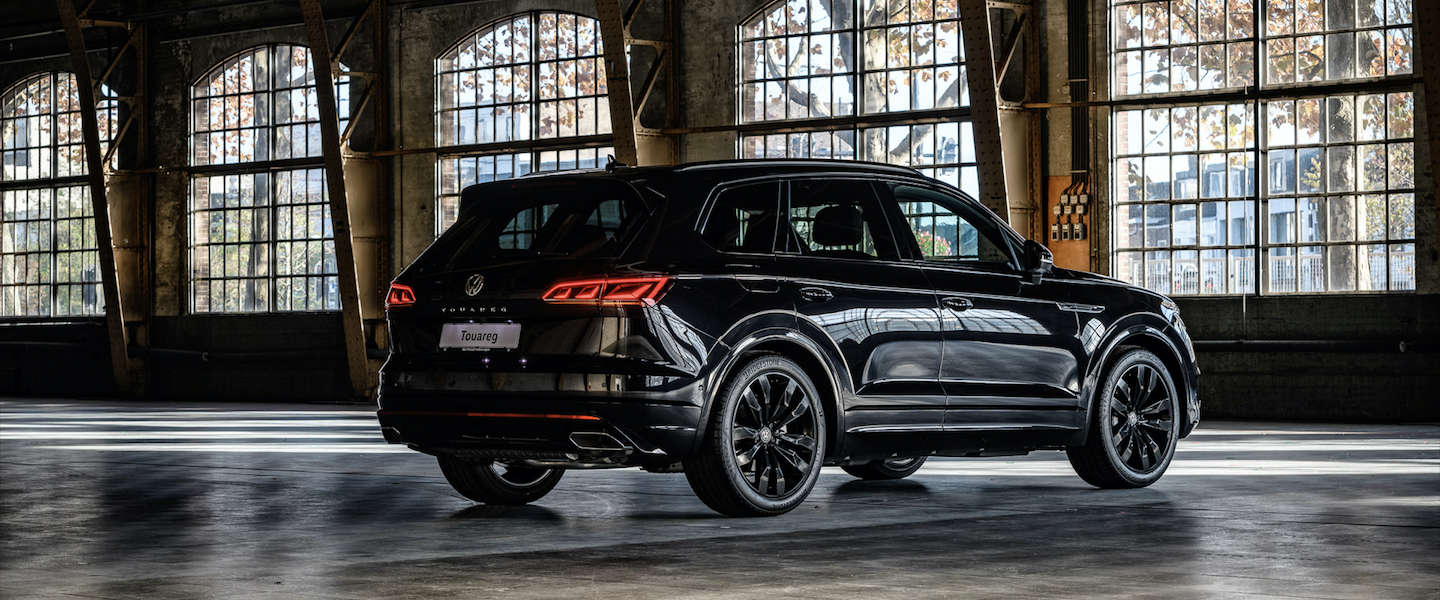 Touareg R-Line Black Style 365 dagen Black Friday