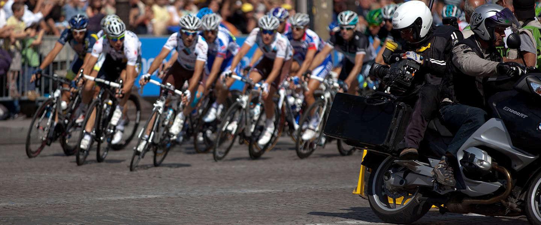 Het zoekgedrag in Nederland rondom de Tour de France