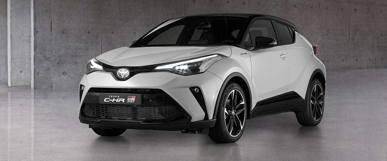 Nieuwe Toyota C-HR is geïnspireerd op Toyota GAZOO Racing