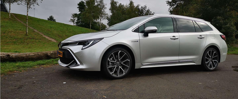Bevindingen van een week Hybride rijden met de Toyota Corolla Hybrid