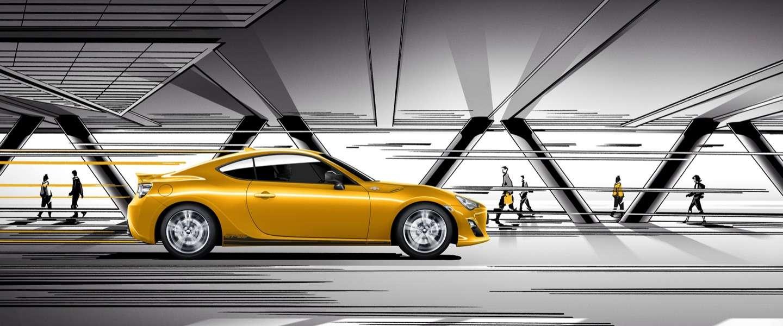 Toyota introduceert de GT86 Special Edition