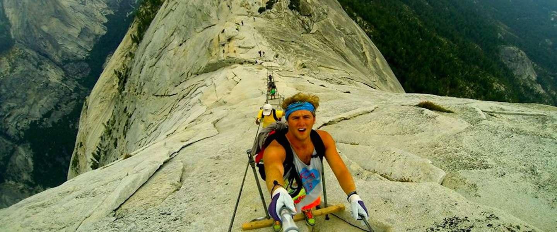 10 coole travel selfies