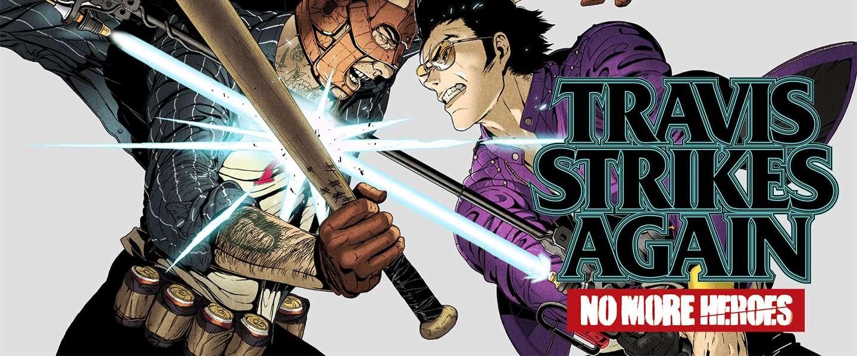 Travis Strikes Again: No more Heroes heeft veel potentie