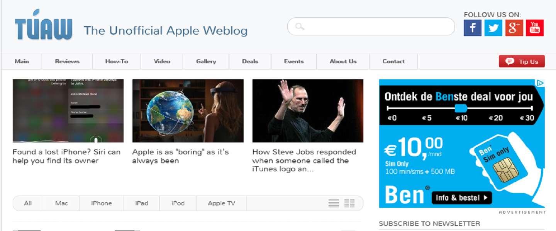 Doek valt voor TUAW, AOL stopt ook met Joystiq