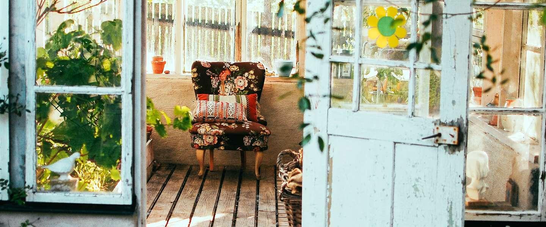 Inspiratie voor het matchen van je tuin met je interieur