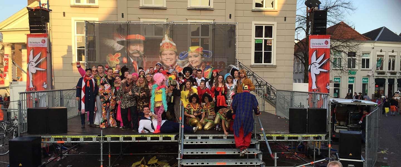 Het nationale carnavalsonderzoek van 2017