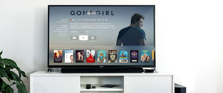 Apple is meer gefocust op kwaliteit als het gaat om tv series